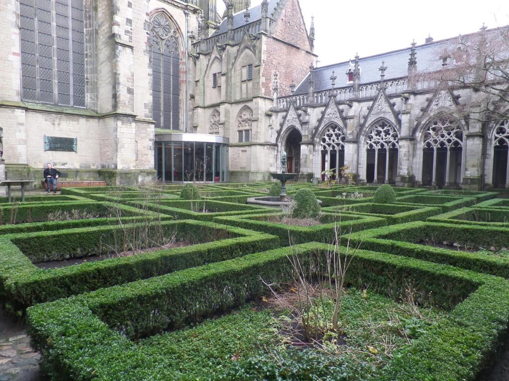 Pandhof, tesouro escondido de Utrecht