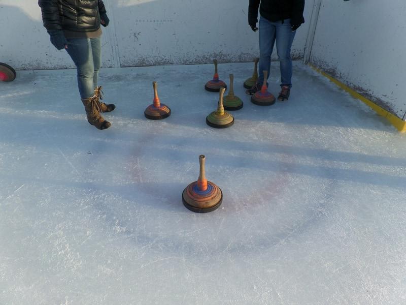pedras do curling bávaro