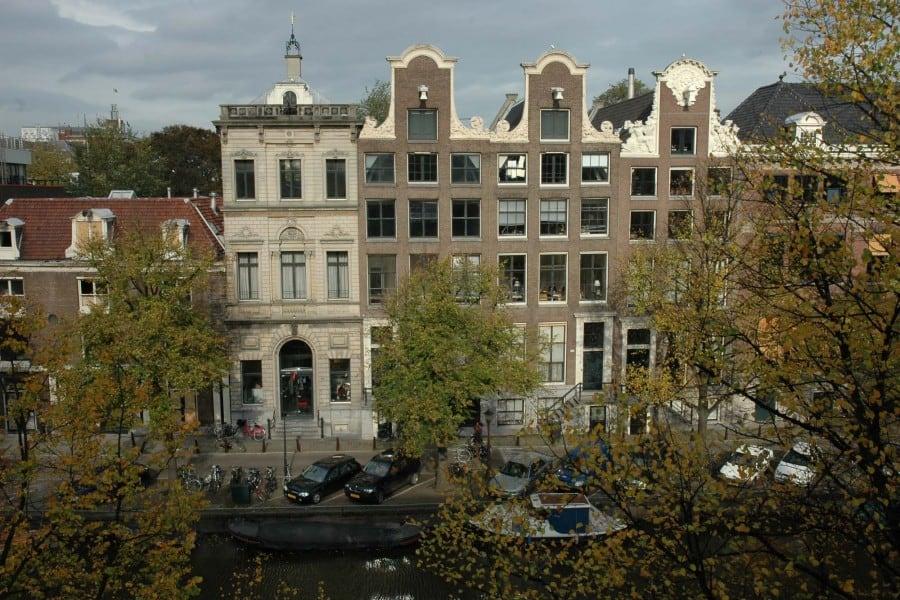 Exterior do FOAM, Museu de Fotografia de Amsterdã