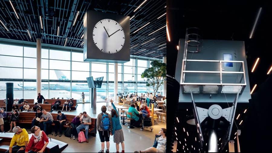 Esperando Godot Transportes Aéreos. Foto: Reprodução Vimeo /