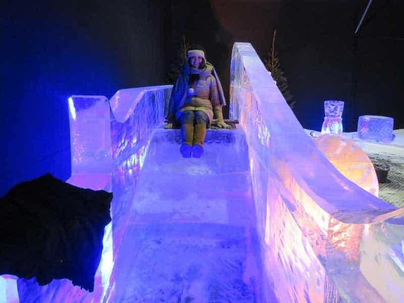 Festival-Escultura-no-Gelo-Escorregador