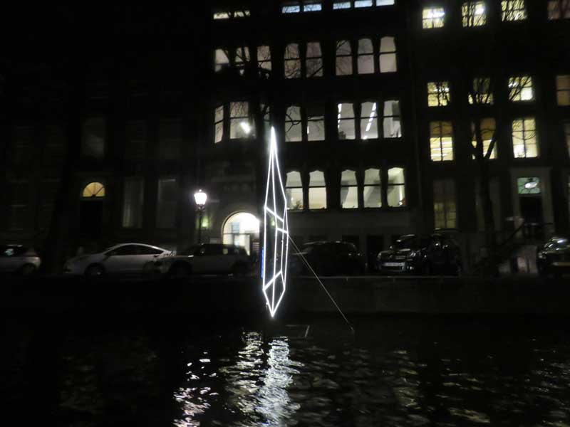 Amsterdam Light Festival 2016 2017 Welcome to My Hometown 2