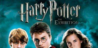 Poster de divulgação de Harry Potter the Exhibition, que chega a Utrecht, na Holanda