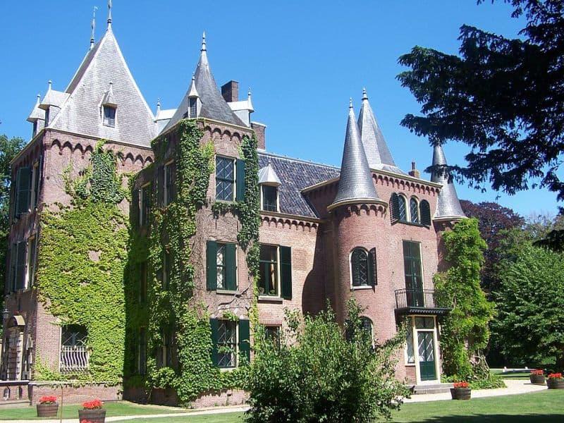 Castelo Keukenhof, um passeio imperdível para quem está em Lisse visitando o famoso jardim de tulipas da Holanda