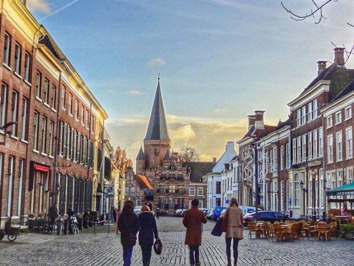 Vida na Holanda Zutphen