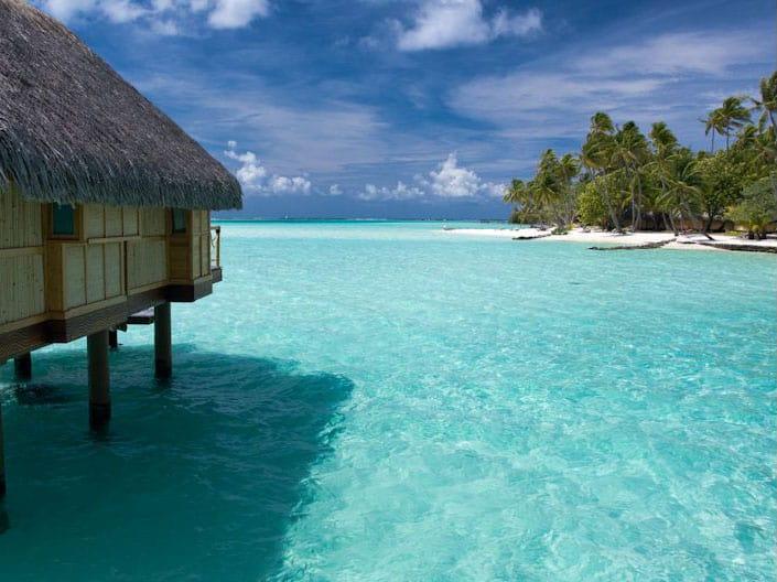 Ilha na Polinésia Francesa