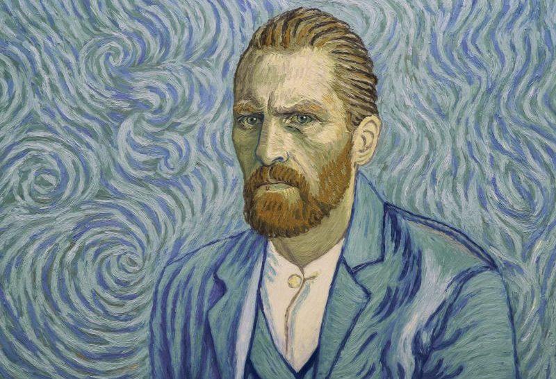 Poster do filme Com Amor, Van Gogh. Título original: Loving Vincent