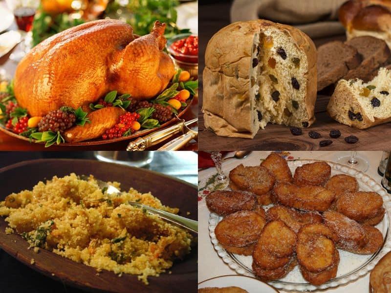 onde encontrar peru, farofa, panetone, rabanada e outros produtos típicos brasileiros para a sua ceia de natal e ano-novo na Holanda