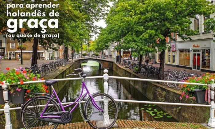 dicas para aprender holandês grátis