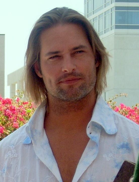 Josh Holloway, que interpretava o personagem Sawyer na série Lost