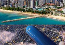 Fortaleza agora tem voos diretos a Amsterdam e Paris, pelas companhias aereas KLM e Airfrance