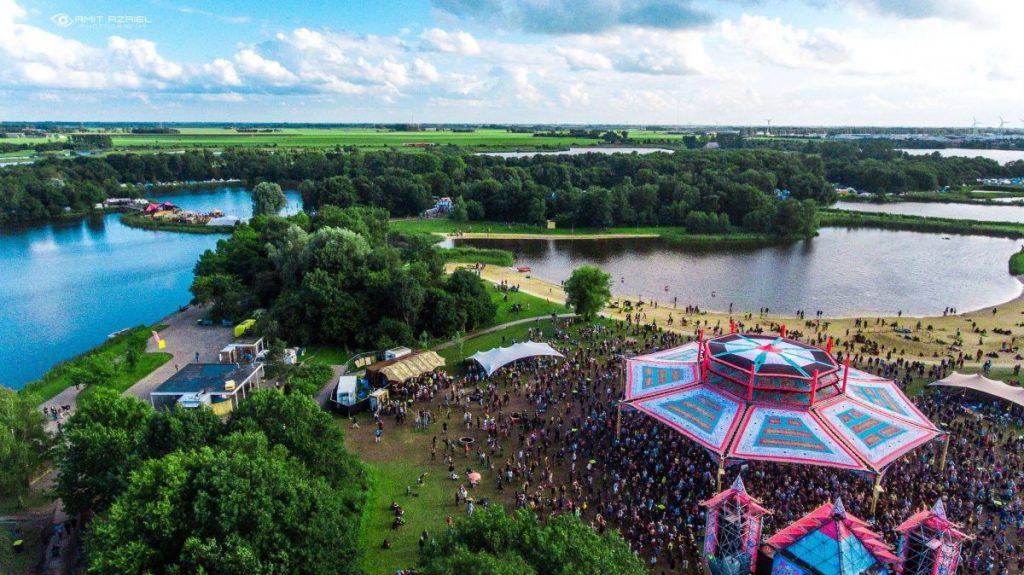 Psy-fi, festival de música psy e trance que acontece em leeuwarden, na Holanda