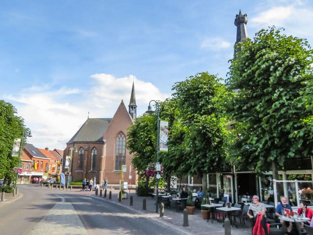 Sint Remigiuskerk, a Igreja de Baarle-Hertog, na Bélgica