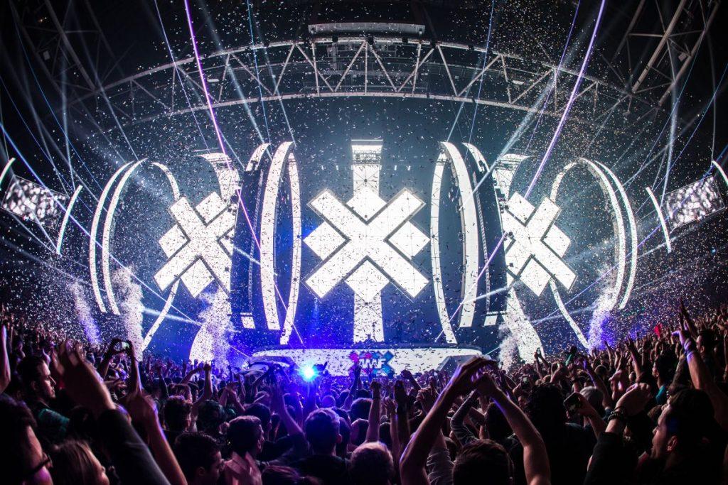 Amsterdam Music Festival, um dos maiores eventos de música eletrônica da Holanda e do mundo