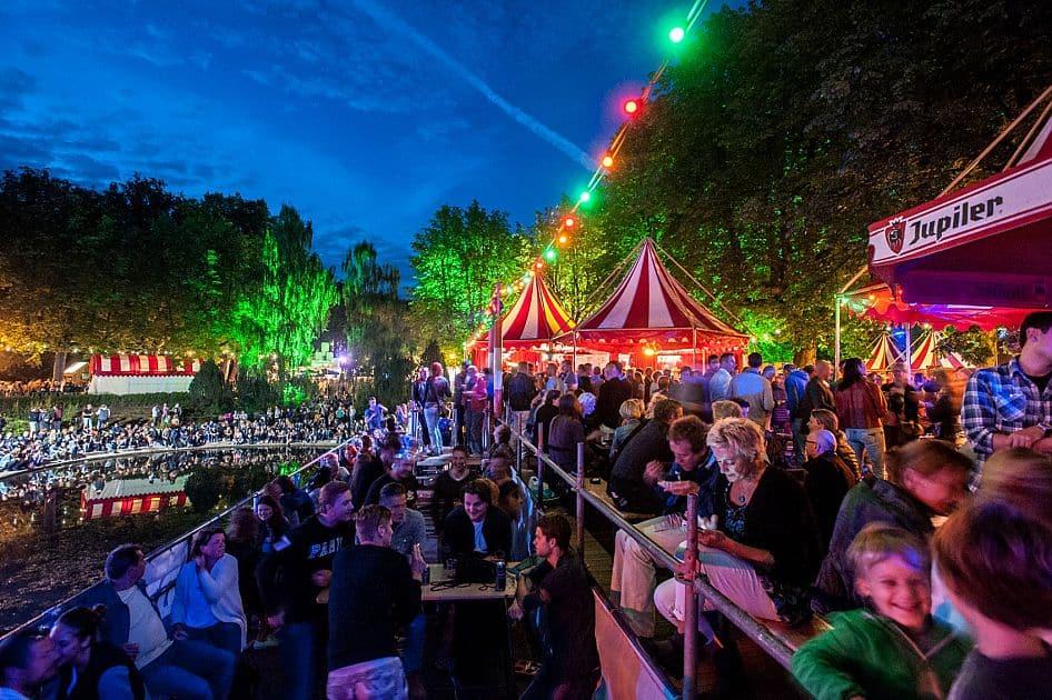 Noordezon, festival de música e artes performáticas que acontece no verão em Groningen, norte da Holanda