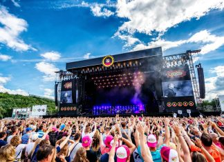 Pinkpop, tradicional festival de música da Holanda