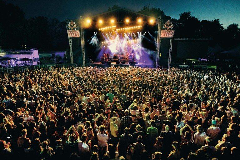 Bruis, festival de música que acontece em Maastricht, sul da Holanda