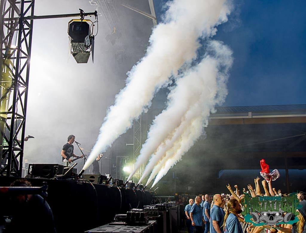 Dynamo Metal Fest, festival de metal que acontece em Eindhoven e faz parte do calendário de festivais da Holanda