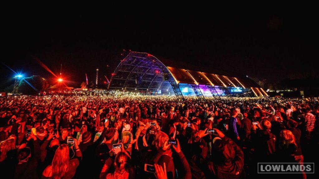 Lowlands, festival de música na Holanda