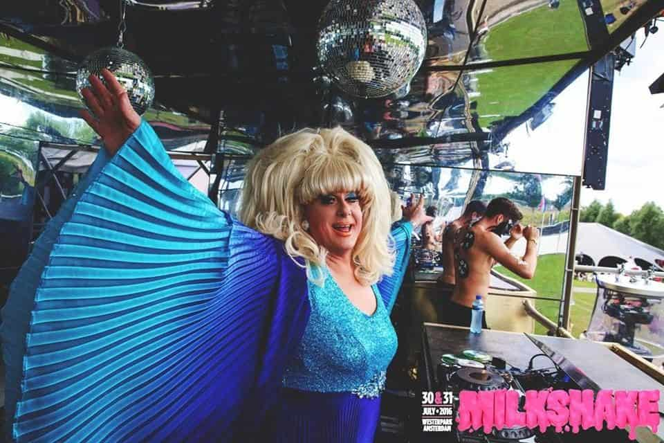 Milkshake Festival acontece em Amsterdam, na Holanda e é voltado para o público lgbtq.